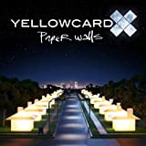 Yellowcard Album - Paper Walls (CD/DVD) (Front side)