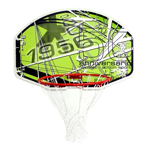 Sure Shot Action Slam Shot Basketball Backboard & Ring