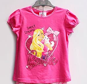 Barbie barbie children kids tops t shirts pants top and for Black barbie t shirts