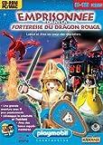 echange, troc Playmobil (chevaliers) - La forteresse du dragon rouge