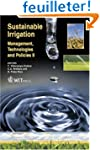Sustainable Irrigation Management, Te...