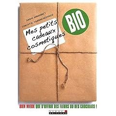 livre de cosmétiques bio