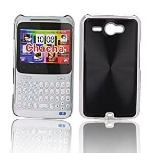 Hard Chip Case for HTC Chacha G16 Black