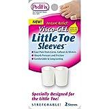 PediFix-Visco-gel-Little-Toe-Sleeves-2-Count-Pack-of-2