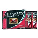 DUNLOP(ダンロップ) SRIXON スリクソン Z-STARXV ボール 2013年モデル ロイヤルグリーン