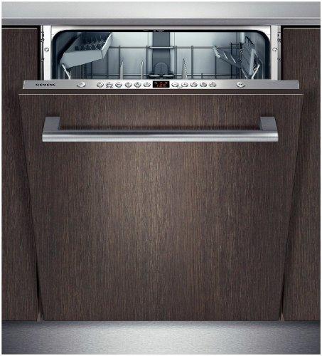 Siemens SN66M033EU lave-vaisselle - laves-vaisselles (Entièrement intégré, Marron, Acier inoxydable, 1,7m, 44 dB, A, 24h)