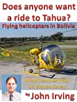 Does anyone want a ride to Tahua?