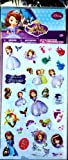 Disney Princess Sofia the First Party Favor Stickers 25 Count