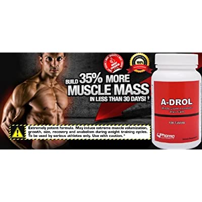 Muscle Building Supplements - 100 tablets - by PharmaSupplements