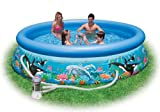 Intex 12-Foot by 30-Inch Ocean Reef Easy Set Pool Set