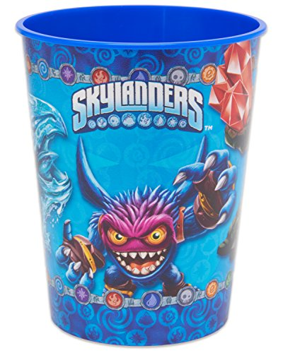 American Greetings Skylanders 16 oz Plastic Party Cup
