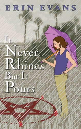 It Never Rhines but It Pours (A Rhine Maiden Novel)