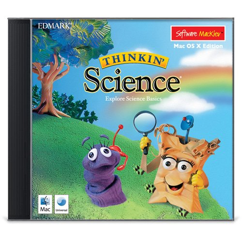 Thinkin' Science front-605162