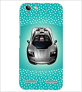 PrintDhaba Car D-4831 Back Case Cover for LENOVO LEMON 3 (Multi-Coloured)