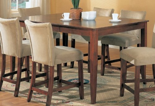 Buy Low Price Coaster Counter Height Dining Table with  : 51plnzhpgMLSL500 from www.diningfurnituremart.com size 500 x 343 jpeg 42kB