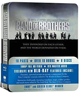 Band Of Brothers - HBO Complete Series [Blu-ray]