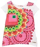 Desigual Girl's TS_VIDI_42T3226 T-Shirt