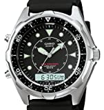 Casio Mens AMW320R-1EV Marine Ana-Digi Dive Watch