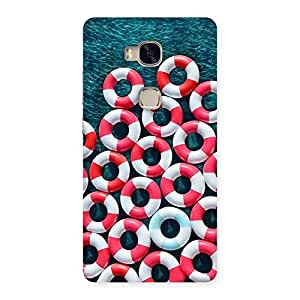 Saving Sea Back Case Cover for Huawei Honor 5X