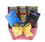 Wine.com The Best of Ghirardelli Gift Basket