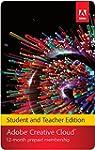Adobe Creative Cloud, Student & Teach...