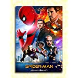 Tamatina Hollywood Movie Wall Poster - Spider-Man - Homecoming - Tom Holland & Robert Downey Jr. - HD Quality Movie Poster