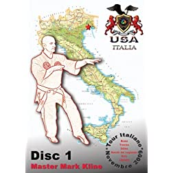 Mark Kline Italian Pressure Point Tour - Disc 1