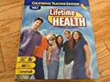 9780030382765: Lifetime Health, Holt California Teacher Edition