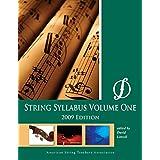 String Syllabus, Vol 1