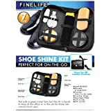 Fine Life 7 Piece Shoe Shine Kit