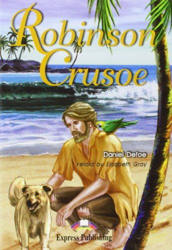 Robinson Crusoe (+ CD Audio)