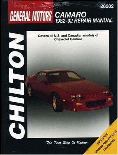 chiltons-general-motors-camaro-1982-92-repair-manual