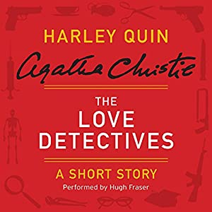 The Love Detectives Audiobook