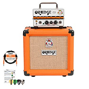 orange micro terror mt20 and ppc108 cabinet half stack kit musical instruments. Black Bedroom Furniture Sets. Home Design Ideas