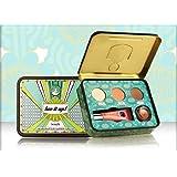 BENEFIT COSMETICS luv it up! nudist makeup kit LIMITED EDITION (14cm x 11cm x 2.5cm)