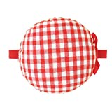 Clover color wrist pin cushion red [23-082]