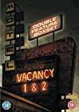 Vacancy/Vacancy 2 - The First Cut [DVD] [2009]