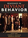 Readings in Deviant Behavior (6th Edi...