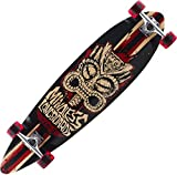 Mindless Rogue Tribal 2 Complete Longboard - Black/Red