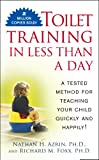Toilet Training in Less Than a Day