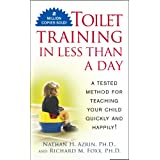 Toilet Training in Less Than a Day ~ Nathan H. Azrin