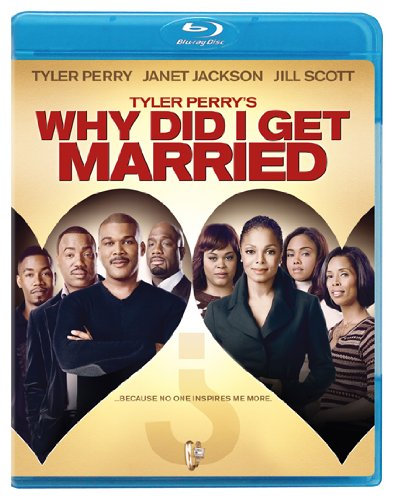 Tyler Perry's Why Did I Get Married? [Blu-ray]
