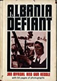 img - for Albania Defiant book / textbook / text book
