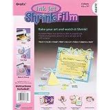 Ink Jet Shrink Film 8.5