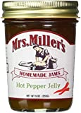 Hot Pepper Jelly (Amish Made) ~ 2 / 8 Oz. Jars