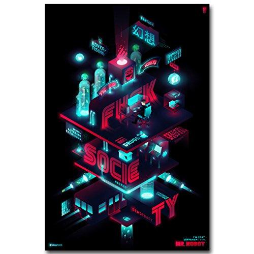 europe-style-1294-mr-robot-season-2-tv-series-24x36-print-art-silk-wall-poster