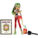 Monster High - Jinafire, muñeca fashion (Mattel BGT37)
