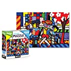 Britto Jigsaw Puzzle, 1000-Piece
