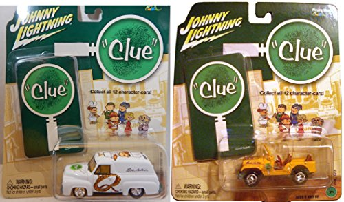 Clue Board Game Aluminum