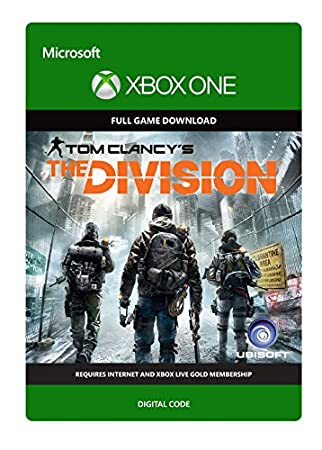 Tom Clancy's The Division - Pre-load - Xbox One [Digital Code]